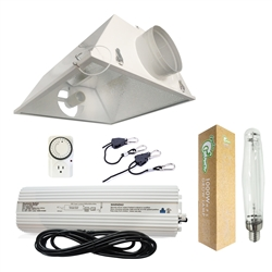Hydro Crunch 1000-Watt HPS Grow Light System