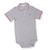 Grey Polo Golf T-Shirt Onesie