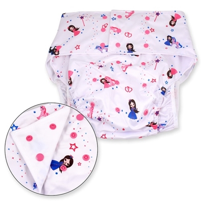 One Size Adult Pocket Diaper V2.0