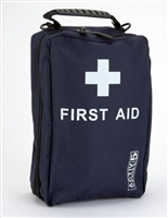 first aid kit as per training course supplied by Barry Redmond - First response