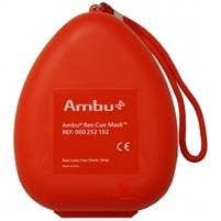 CPR Pocket Mask - Ambu