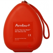 CPR Pocket Mask Ambu - 20s