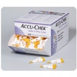 Accuchek Safety Lancet - 200s