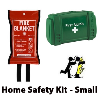 first aid | first aid kit | fire blanket | fire safety kit