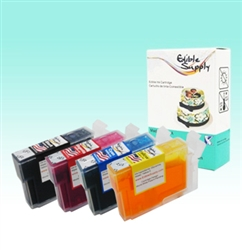 Refillable T1251/ T1252/ T1253/ T1254 Edible SpongeFree® Cartridge Set