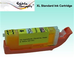 Standard CLI-271Y XL Yellow Edible Cartridge