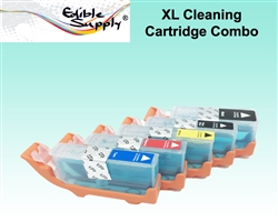 PGI-270BK / CLI-271CMYK XL Cleaning Cartridge Set