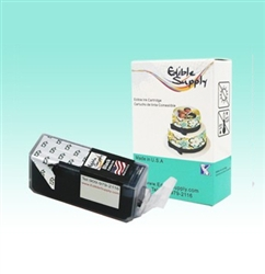Standard PGI-5BK Hi-Cap Black Edible SPONGE-FREE Cartridge