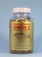 Omega 3 Fish oil / product code # 0368