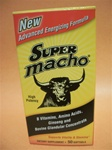 Super Macho  /product code #1062