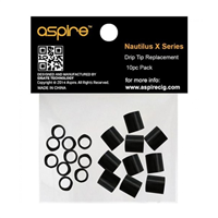 ASPIRE PockeX Replacement Mouthpiece (10 Pack)