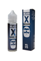Beard Vape Co - X Series No. 05 (50ml Shortfill)