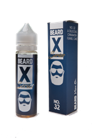 Beard Vape Co - X Series No. 32 (50ml Shortfill)