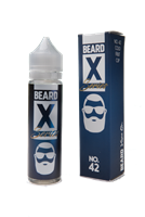 Beard Vape Co - X Series No. 42 (50ml Shortfill)