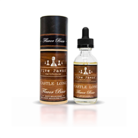 Five Pawns - Castle Long - 50ml Short Fill