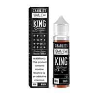 King Bellman - Charlies Chalk Dust - 50mL Shortfill