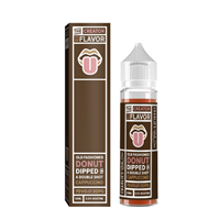 Donut Dipped in Cappuccino - The Creator of Flavour - 50ml Shortfill