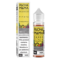 Mango, Pitaya and Pinneapple - PACHAMAMA 50mL Shortfill
