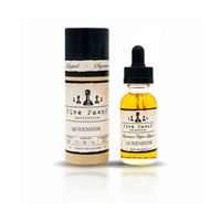 Five Pawns - Queenside - 50ml Short Fill