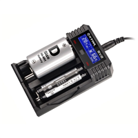 "XTAR SV2 ""Rocket"" 18650 Battery Charger"