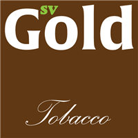 S. Vape Gold - Tobacco 10ml