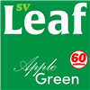 S. Vape Leaf - Apple Green 6 X 10ml (6 Pack)