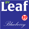 S. Vape Leaf - Blueberry 3 X 10ml (3 Pack)