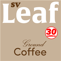 S. Vape Leaf - Ground Coffee 3 X 10ml (3 Pack)