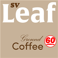 S. Vape Leaf - Ground Coffee 6 X 10ml (6 Pack)