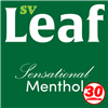 S. Vape Leaf - Menthol Sensation 3 X 10ml (3 Pack)