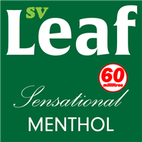S. Vape Leaf - Menthol Sensation 6 X 10ml (6 Pack)