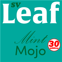 S. Vape Leaf - Mint Mojo 3 X 10ml (3 Pack)