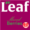 S. Vape Leaf - Mixed Berries 6 X 10ml (6 Pack)