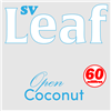 S. Vape Leaf - Open Coconut 6 X 10ml (6 Pack)