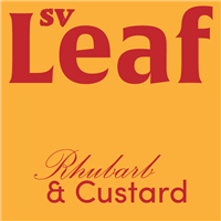 S. Vape Leaf - Rhubarb & Custard 10ml