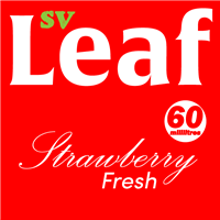 S. Vape - Strawberry Fresh 6 X 10ml (6 Pack)
