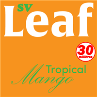 S. Vape Leaf - Tropical Mango 3 X 10ml (3 Pack)