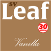 S. Vape Leaf - Vanilla 3 X 10ml (3 Pack)