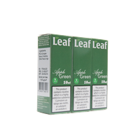 S. Vape Leaf 3 X 10ml - Apple (3 Pack)