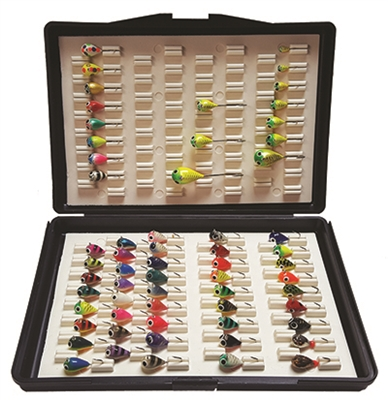 Bug Luggage Jig Storage