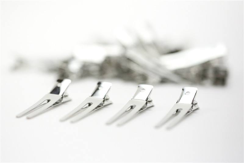 45mm Double Prong Alligator Clip
