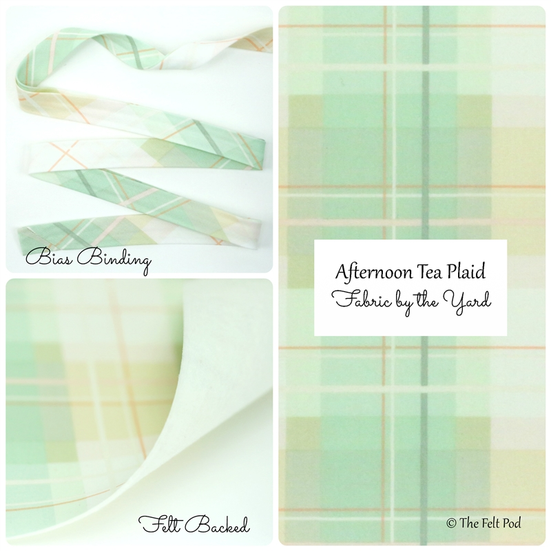 Afternoon Tea Plaid