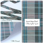 Secret Ways Plaid