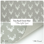 Tiny Buck Forest - Mist