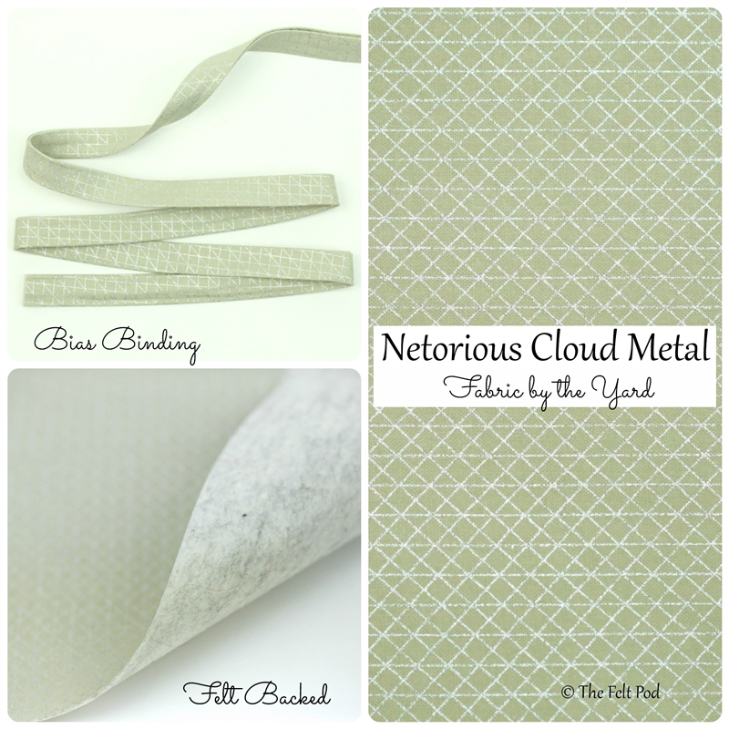Netorious Cloud Metallic