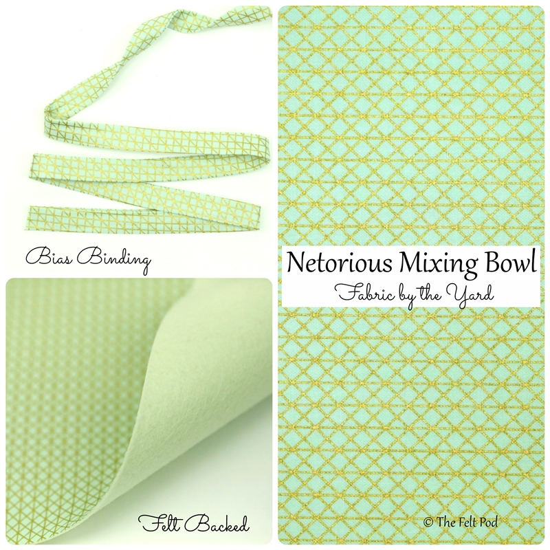 Netorious Mixing Bowl Metallic