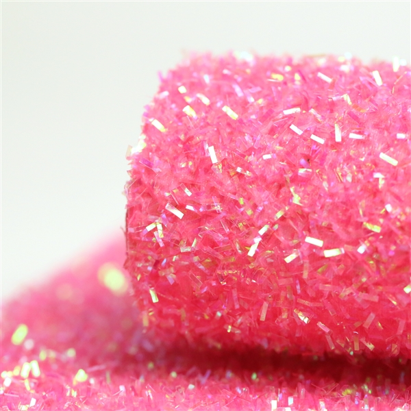 Hot Pink Tinsel