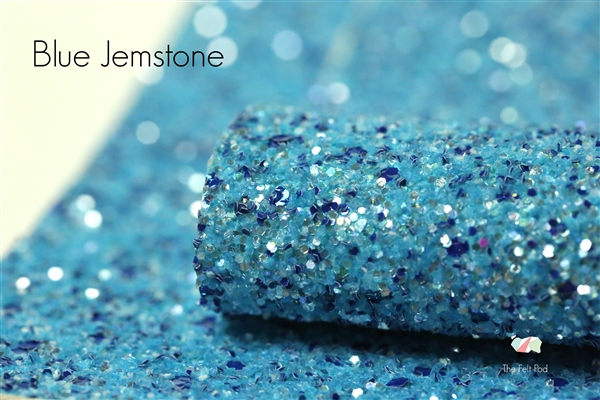 Blue Jemstone