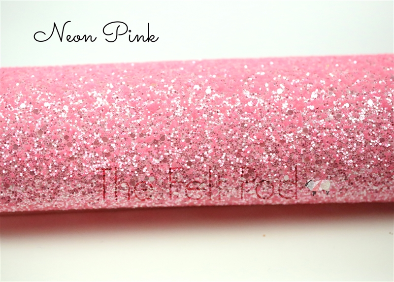 Neon Pink Frost