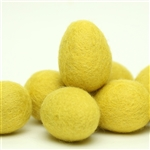 Canary Yellow Eggs